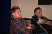 Rocky Turner & Mick Beevers