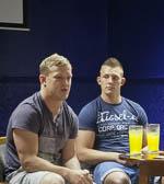 Luke Robinson & Greg Eden -001