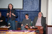 Debate- Dave Calverley, Alan Hobson, Paul Morgan -001