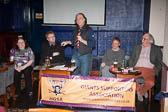 Debate- Julie Thwaites, Stuart Bleese, Dave Calverley, Alan Hobson, Paul Morgan -001